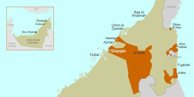 Sharjah 2015 census announced Sharjah Update