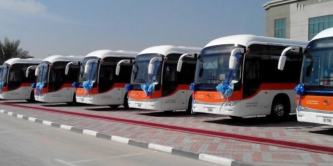 Sharjah overhauls transport services | Sharjah Update