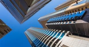 Sharjah city towers, UAE
