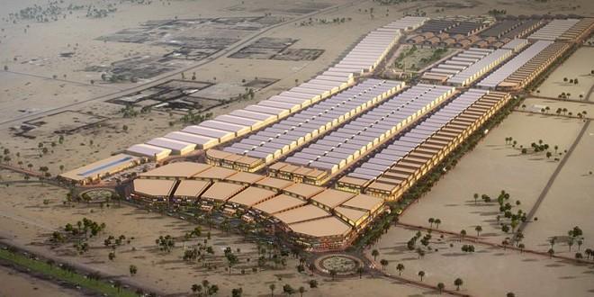 New Sharjah industrial estate announced | Sharjah Update