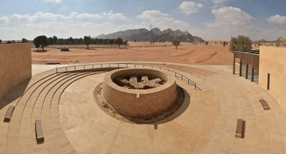 Mleiha Um Al-Nar Tomb