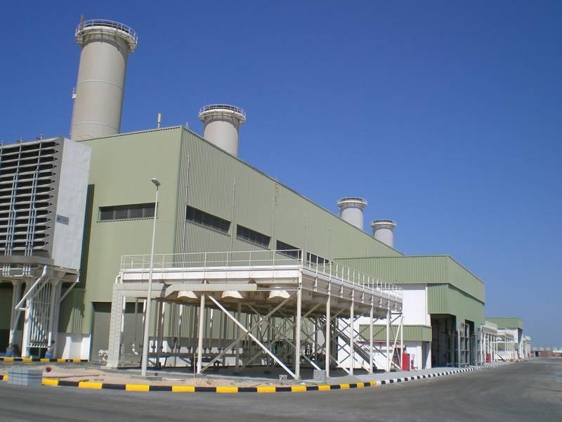 SEWA mulls BOT contract for Hamriyah power plant project