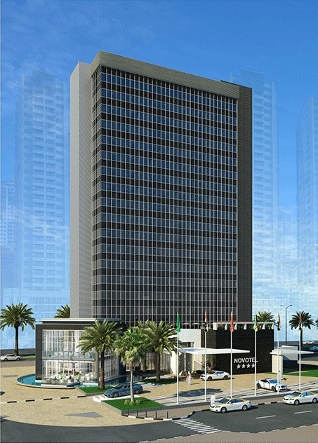 Novotel Sharjah Expo hotel