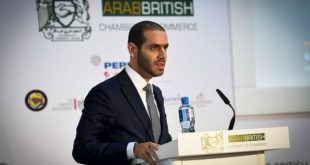 GCC-British Economic Forum 2016, London