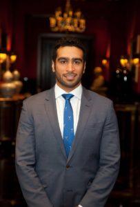 Mohammad Al Musharrkh, Director of the Sharjah FDI Office