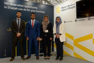 Invest in Sharjah's participation at the FDI Expo in London, UK