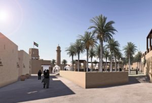 Al Badyer Desert Camp Sharjah, UAE