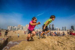 Sharjah Spartan Beast children's race, Mleiha