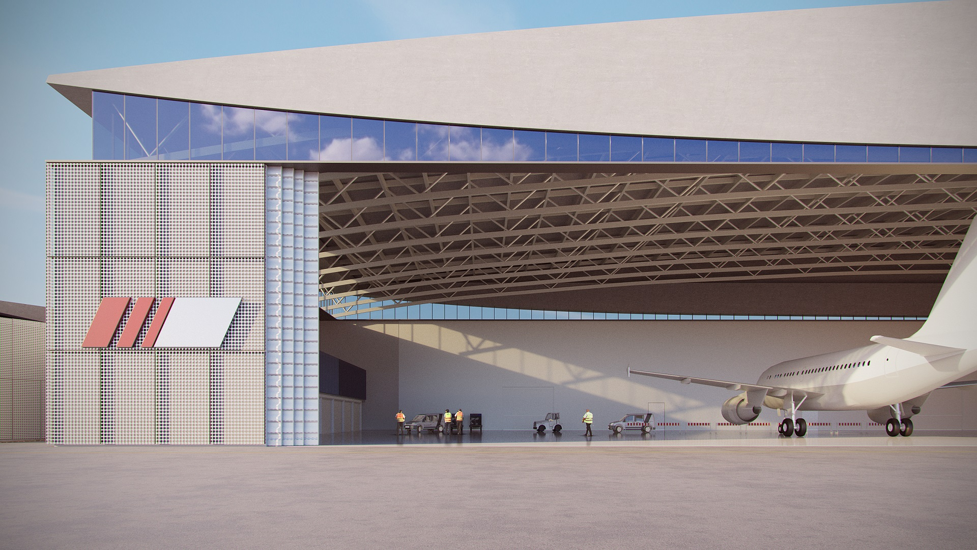 Gama Aviation unveils Sharjah FBO concept