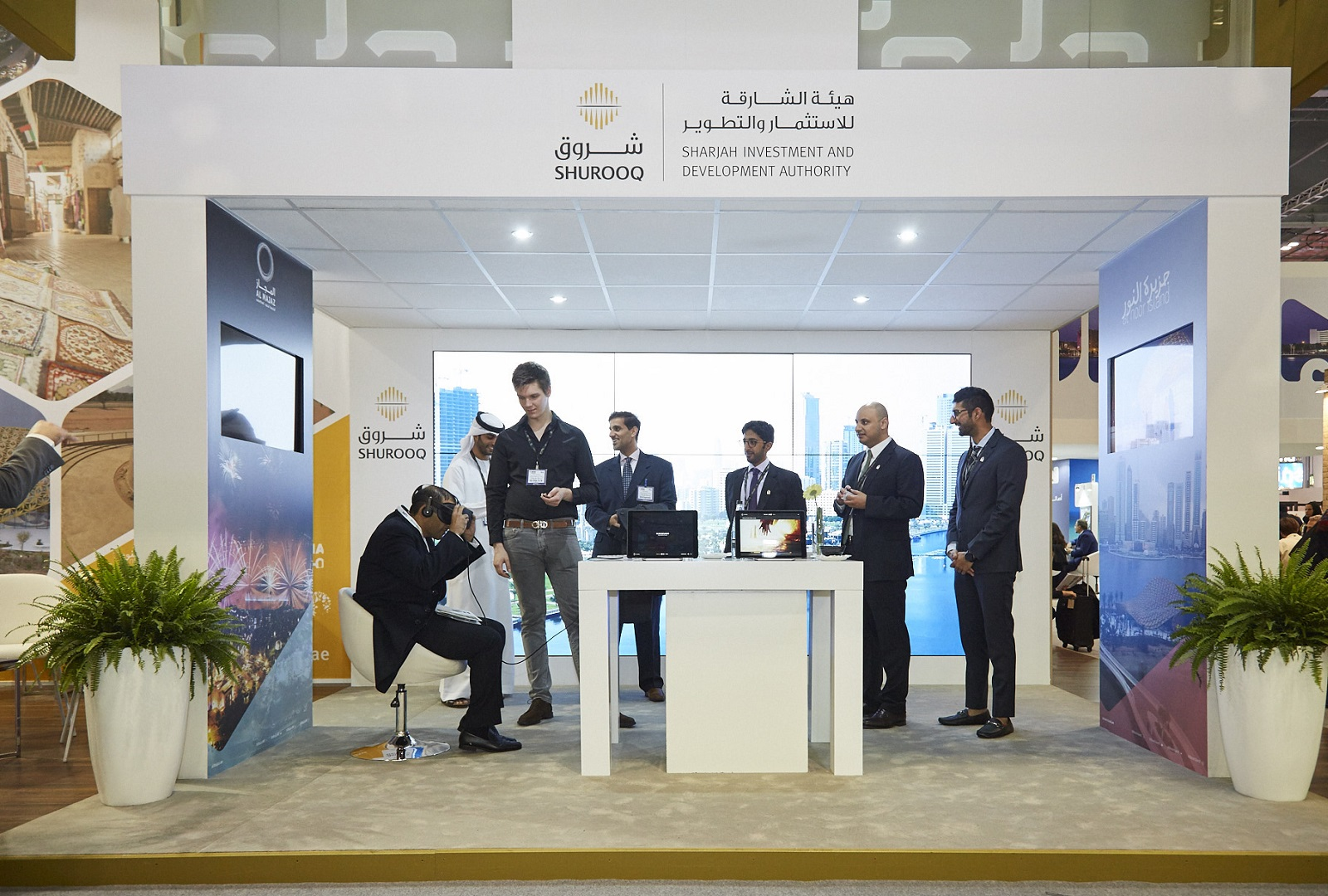 Shurooq engages global travel trade at WTM London