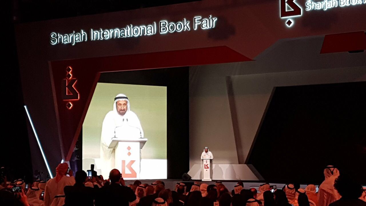 World's third largest book fair opens in Sharjah