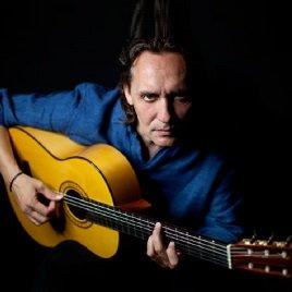Vicente Amigo Sharjah concert 2018