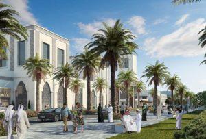 Eagle Hills Sharjah - Maryam Island project
