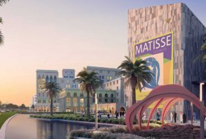 Eagle Hills Sharjah - Maryam Island real estate development