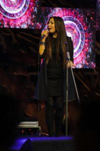 Sharjah World Music Festival 2018 - Ukrainian singer Olesia