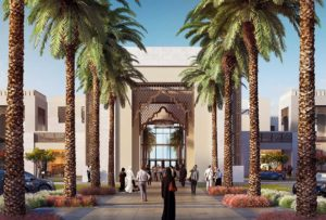 Eagle Hills Sharjah - Kalba Shopping Mall project