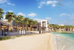 Eagle Hills Sharjah - Kalba Waterfront project