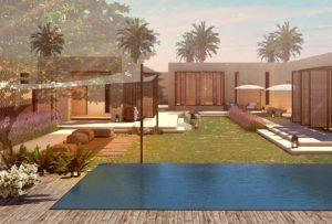 Al Khan Palace villas, Sharjah, UAE