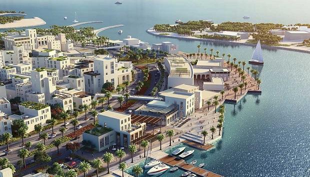 Eagle Hills Sharjah - Maryam Island development, Sharjah, UAE