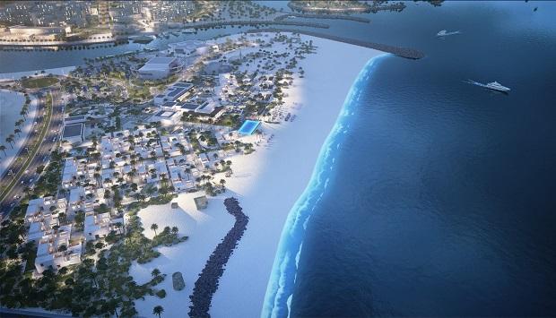 Eagle Hills Sharjah - Palace Al Khan luxury waterfront resort, Sharjah, UAE