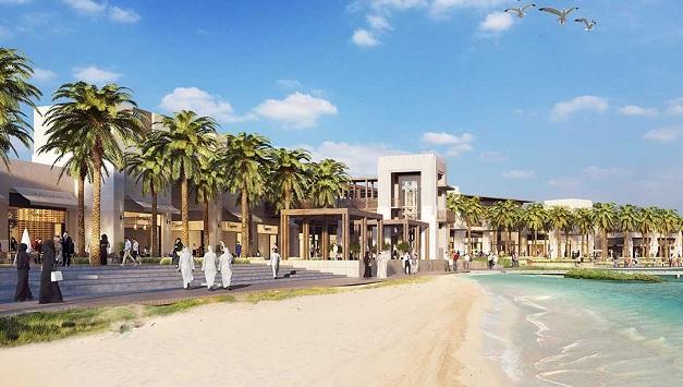 Eagle Hills Sharjah - Kalba Waterfront development, East coast of Sharjah, UAE