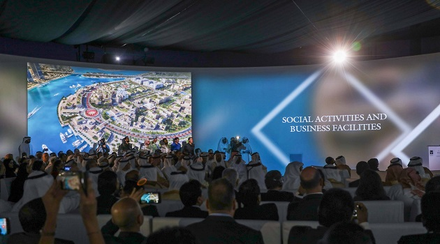 At a VIP launch event in Sharjah, Shurooq and Eagle Hills unveil plans for AED 2.7 billion of real estate developments